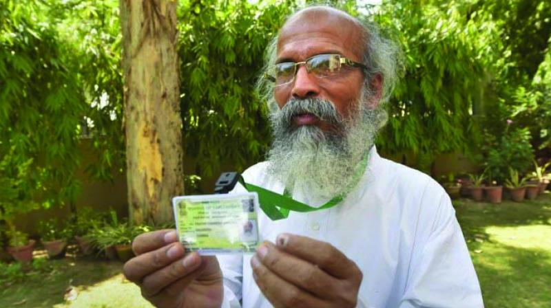 Union minister Pratap Sarangi.