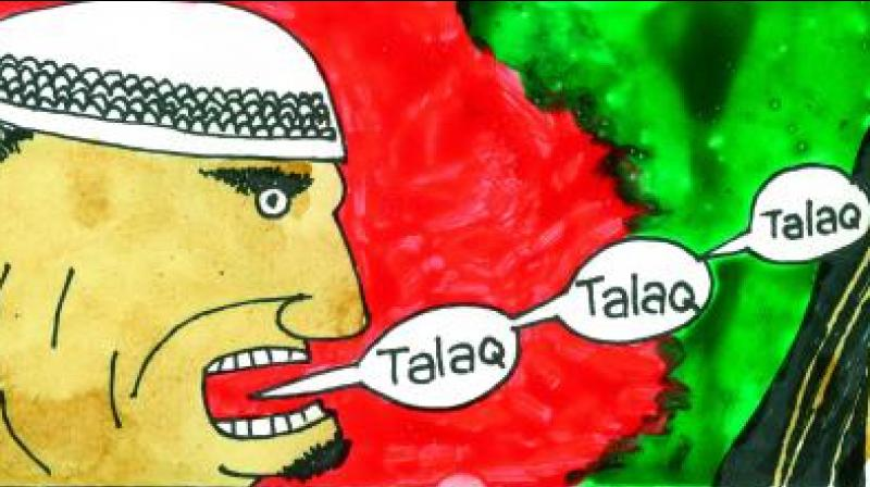 The woman approached the police alleging that her husband divorced her through triple talaq using WhatsApp from Kuwait. (Photo: Representational | File)
