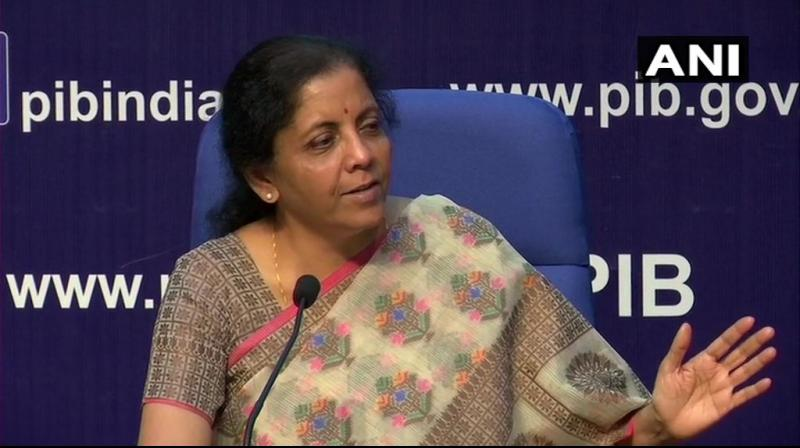The mergers are part of the government's attempt to consolidate the public sector banks. (Photo: ANI)