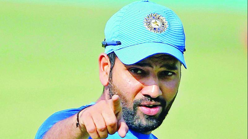 Rohit Sharma could lead in shorter formats.