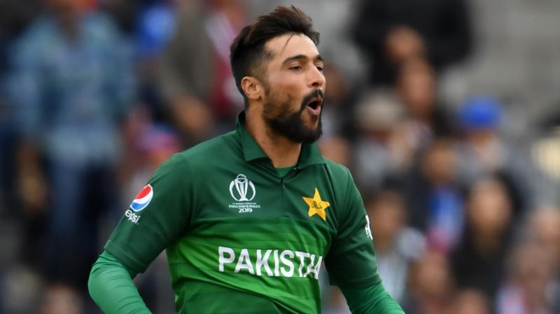 Arthur said that missing five years of International cricket took a toll on M ohammad Amir as he was not equipped for managing the workload. (Photo:AFP)