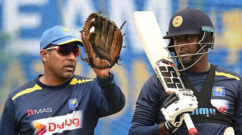 Since retiring from international cricket in 2013, the 42-year-old Thilan Samaraweera has coached extensively around the world, including stints as the batting coach of Bangladesh and Sri Lanka, along with his role as fielding coach of the Kolkata Knight Riders in the 2018 IPL. (Photo:AFP)
