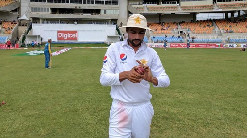 It is said that Amir is widely expected to move to UK, to live with his wife Narjis Amir who is a British passport holder, and play only T20Is and ODIs for Pakistan. (Photo: Twitter)