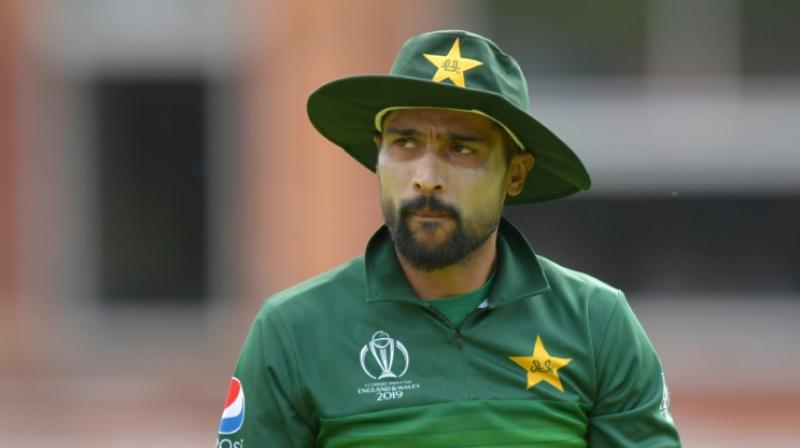 However, the 27-year-old would find it difficult to get hold of the visa as he was involved in a spot-fixing scandal in 2010, and following that incident he was put in jail. (Photo:AFP)