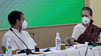 I am full-time, hands-on Congress President, says Sonia Gandhi at CWC meeting