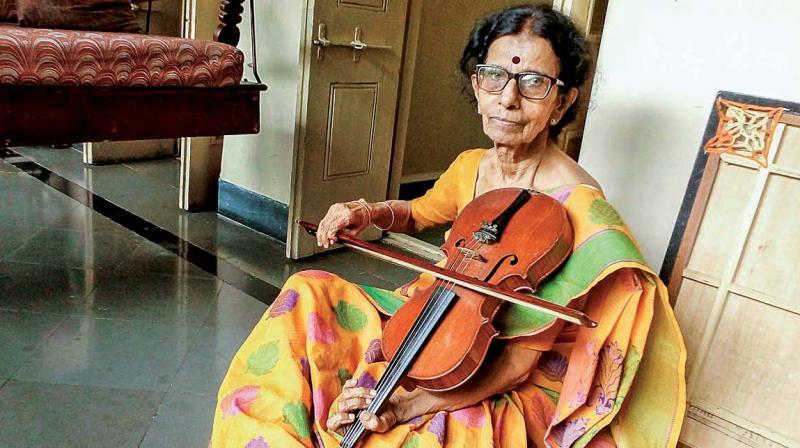 Suseela Subbarayudu