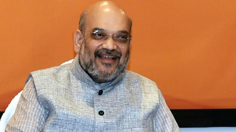 If the past track record of Amit Shah as the Gujarat home minister is any indication to go by, he is know to have zero tolerance towards terror. (Photo: File)