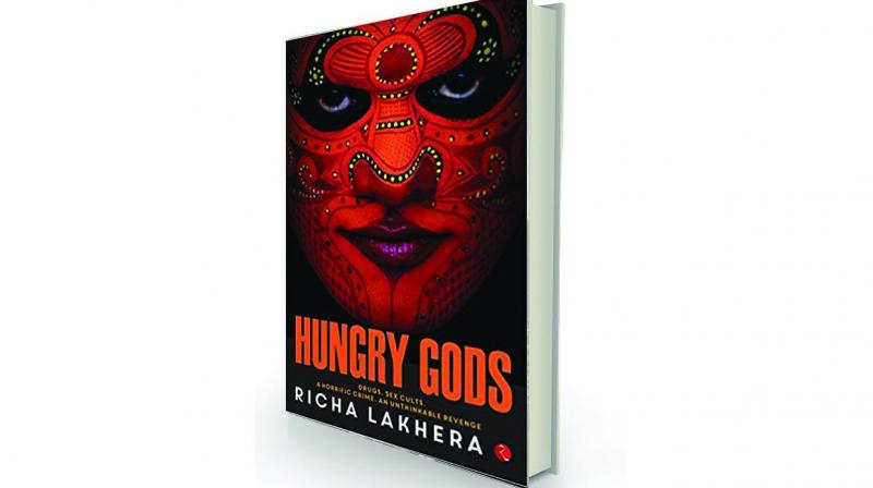 Hungry Gods by Richa Lakhera Rupa, Rs 295