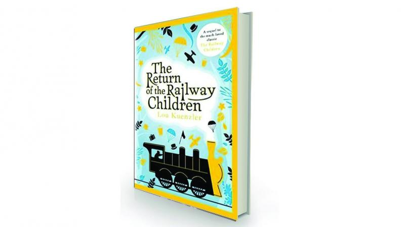 The Return of the Railway Children by Lou Kuenzler Scholastic, Rs 755