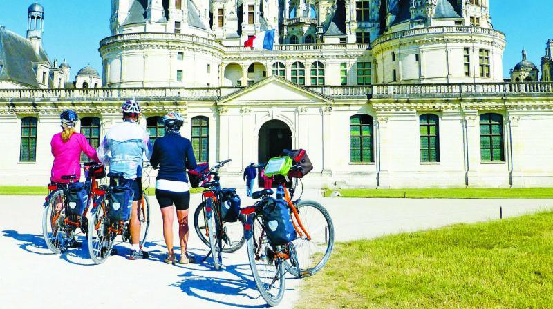 Aditya's group in France