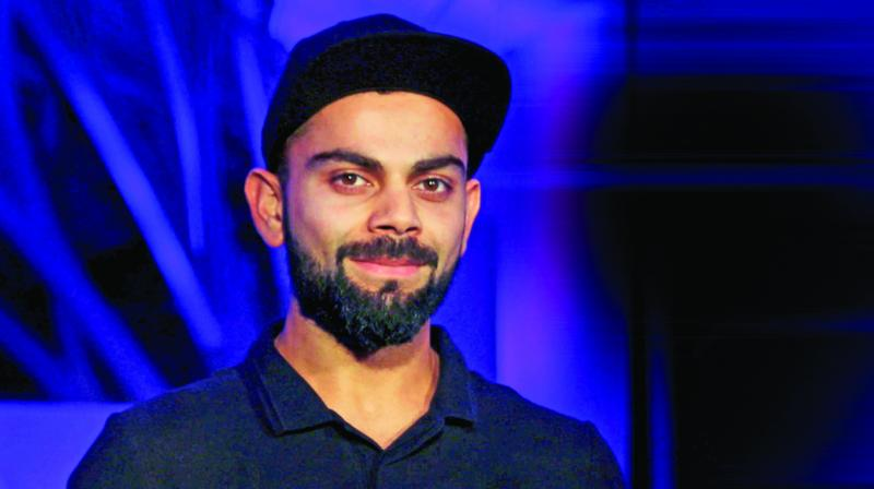Kohli's recent contract with the BCCI helps him earn over USD 1 million. (Photo: File)