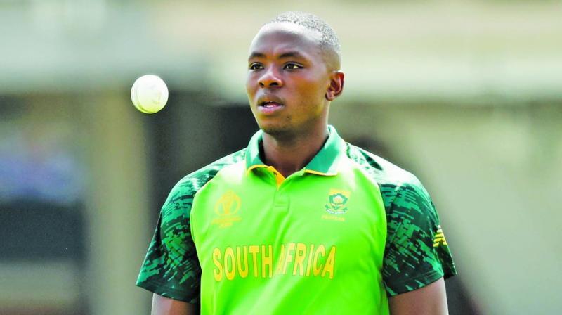 South Africa pacer Kagiso Rabada on Wednesday said his team will look to use the past experience of playing in the Indian sub-continent. (Photo: File)
