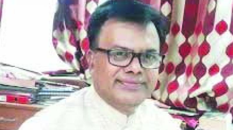 Kishor Uttamrao Gajbhiye