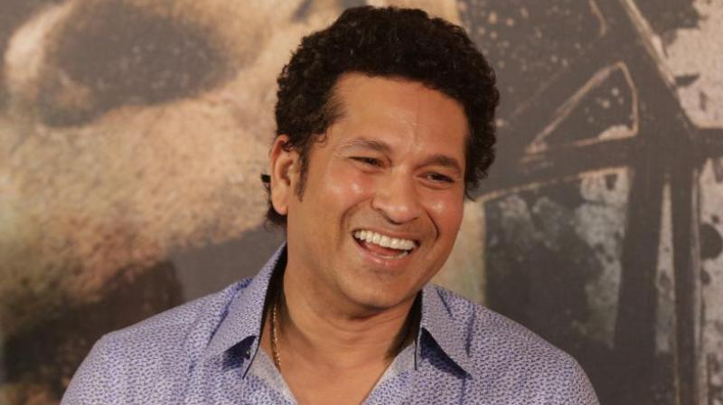 Sachin Tendulkar. (Photo: AP)