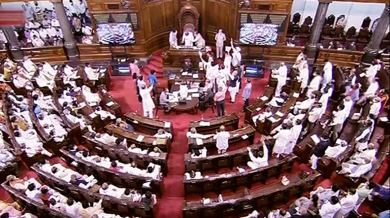 So, while the elevation of a Rajya Sabha cadre officer to the top post is a historic step, the government could do well to clarify doubts about the length of his tenure. (RSTV/PTI Photo)