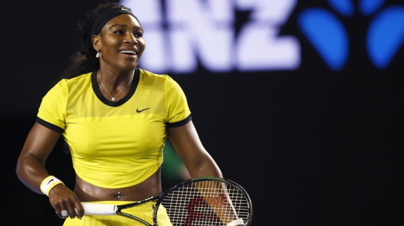 Serena Williams  (Photo: AP)