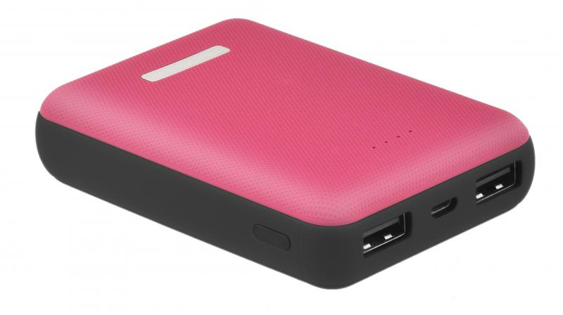 With the 9 layers of advanced chipset protection, the power bank has a multitude of safety features integrated such as over discharge protection, overvoltage protection and temperature resistance.