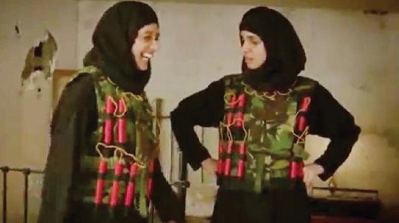 cb307c20a BBC drops a bomb with 'jihadi brides'