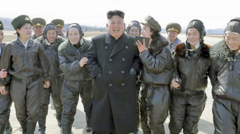 North Korea conducted two nuclear tests and a slew of rocket test firings last year in attempts to expand its nuclear weapons and missile programme.