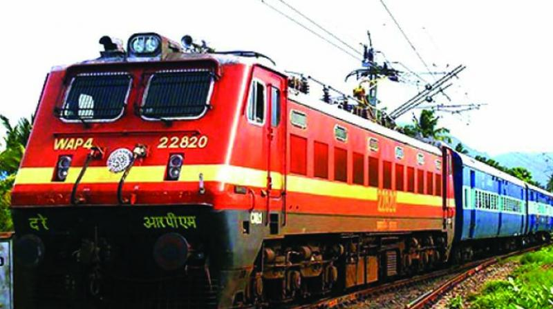 The largest number of 59 projects lying pending are in the railway sector and their total worth is Rs 2 lakh crore.