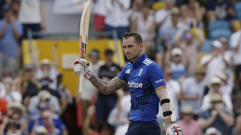 The England and Wales Cricket Board responded to the report by announcing that Hales, a member of the provisional World Cup squad, had been withdrawn from international duty. (Photo: AP)