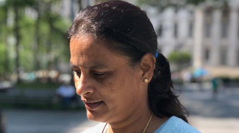 GS Lakshmi came close to playing the first international match but had to be content with remaining in the non-playing eleven during India's tour of England in 1999.