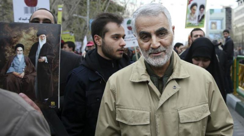 Qasem Soleimani (Photo: AP)
