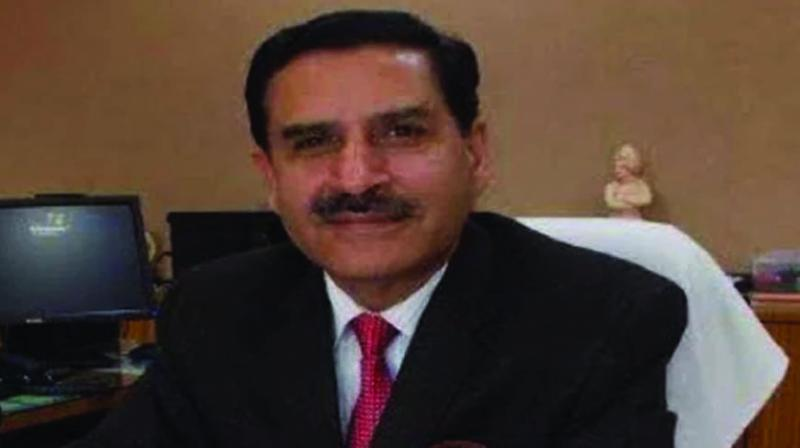 Rattan Lal Hangloo has been under the scanner since 2016 for alleged financial and academic irregularities.