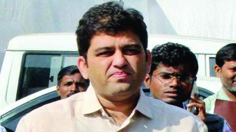Harshvardhan Jadhav