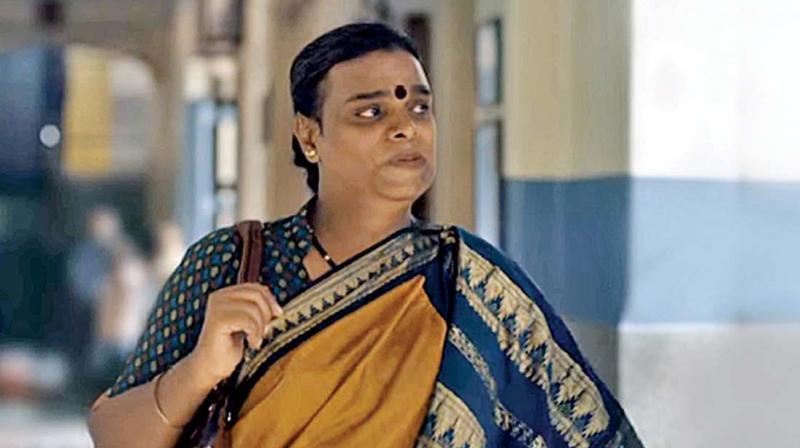 Gauri Sawant, Transgender activist.
