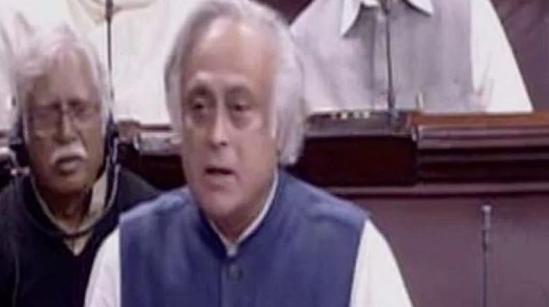 According to Jairam Ramesh, in 2003 the Chief Minister of Gujarat, now the Prime Minister had come to Planning Commission (now Niti Aayog) and faced uncomfortable questions on the state of health, education and social development in the state. (Photo: RSTV)