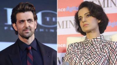 Recently Hrithik Roshan's team released a statement saying that the case is still on.
