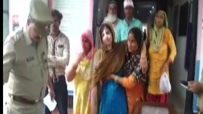 A woman's nose was allegedly cut off by her in-laws after she refused to withdraw the case of triple talaq. (Photo: ANI)
