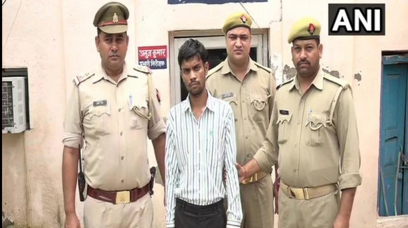 The victim and his father were identified as Rishi Tomar and Amit Kumar, respectively. (Photo: ANI)
