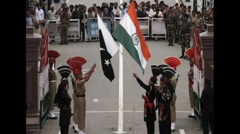 The customary exchange of sweets between the BSF and Pakistan Rangers along the international border did not take place on Monday on the occasion of Eid al-Adha, officials said. (Representational Image/ ANI)