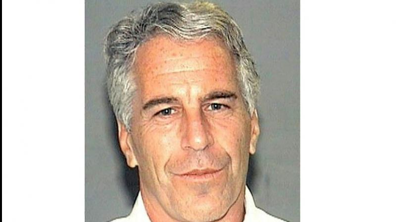 Epstein, a convicted sex offender who befriended many celebrities and politicians, was found dead in jail on Saturday. (Photo: AFP)