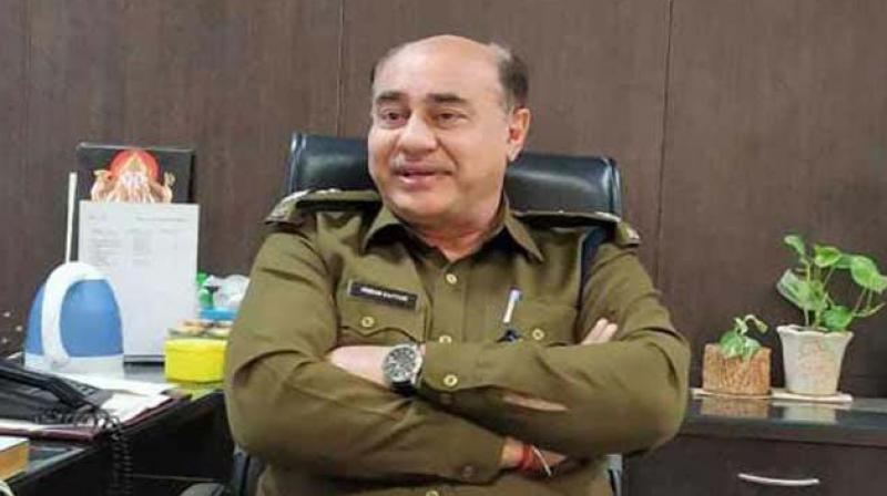 Faridabad deputy commissioner of police Vikram Kapoor