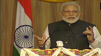 PM Modi launches 'Fit India Movement', says 'Will lead