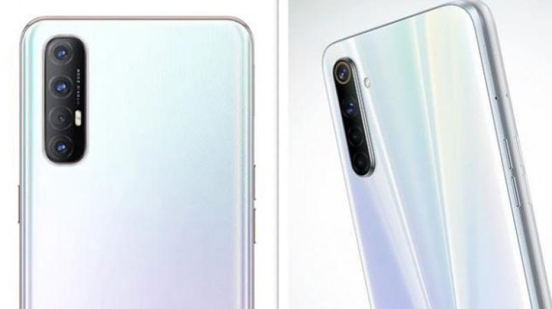 The Oppo Reno 3 Pro is double the price of the Realme 6