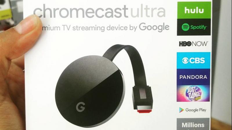 The Chromecast 4 will be a second generation Chromecast Ultra based on Android TV (Photo | Flickr - Compudemano)