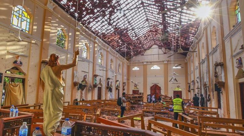 Many tourists have left the country after the attacks and there has been a sharp decline in the number of foreigners visiting the island. (Photo: AP)