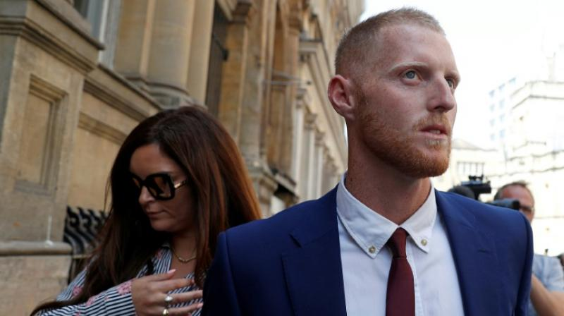 Ben Stokes is likely to receive Knighthood but the family will not comment until that happens. (Photo:AFP)