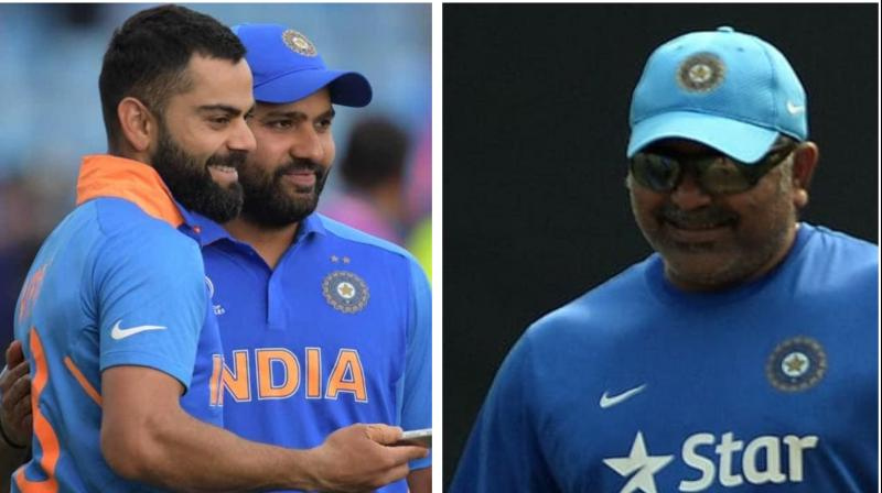 Soon after the ouster, the reports got circulated, stating that there were two different camps – a Virat Kohli camp and a Rohit Sharma camp. (Photo:AFP)