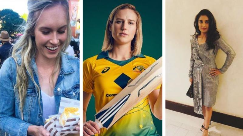 Though, the game is mostly dominated by the male, but with the emergence of women's cricket, the game now looks more promising than ever before. (Photo: Instagram)