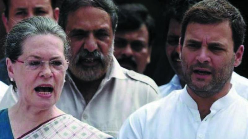 Sonia Gandhi's appearances at public functions have been rare the last few years. (Photo: File)