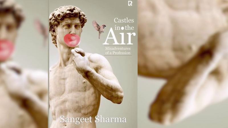 Cover image of Sangeet Sharma's Castles in the Air.