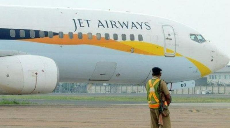 The development also comes on a day when several passengers on a Jet Airways flight from Mumbai to Jaipur suffered nose and ear bleeding after the crew 'forgot' to turn on a switch that controls cabin air pressure. (Representational Image)