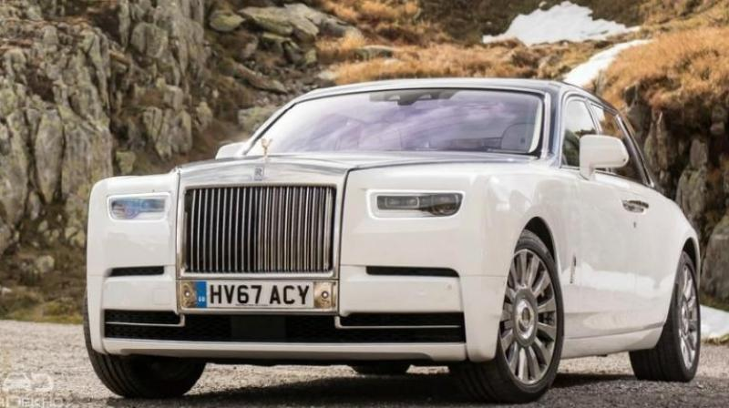 Rolls-Royce Cullinan will undertake The Final Challenge to prove itself Effortless Everywhere in the public eye.