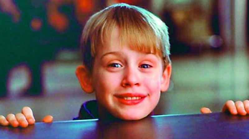 Home Alone starred young Macaulay Culkin as Kevin McCallister.
