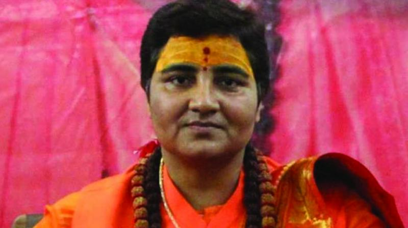Pragya has apologised for her comment and retracted the statement. (Photo: File)